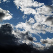 Royalty-Free Stock Photo: Dramatic cloudscape