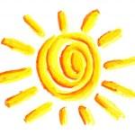Sun symbol — Stock Photo #2265999