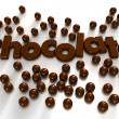 chocolate — Foto Stock