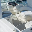 Boat deck - Stock Photo