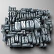 Union — Stock Photo