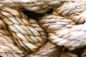 Flätade rep — Stockfoto