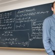 Maths teacher — Stock Photo #2292258