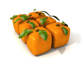 Orange pack — Stock Photo