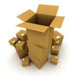 The shipment — Stock Photo