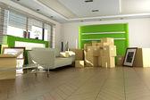 Appartamento nuovo — Foto Stock