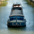 Canal Boat — Stock Photo