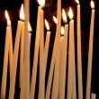 Church candles — Stock Photo #2456435