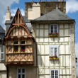 Fairy Tale like town houses — Stockfoto