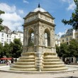 Innocents fountain in Paris — Stock Photo