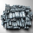 Power — Stock Photo