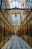 Passage du Grand Cerf in Paris — Stock Photo