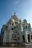 Sacre-Coeur in Paris — Stock Photo
