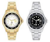 Sporting wristwatch — Wektor stockowy