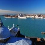 Постер, плакат: View of Venice from San Giorgio tower