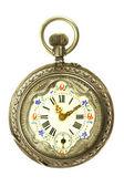 古いスタイルの懐中時計 — ストック写真