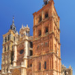 Astorga cathedral — Stock Photo