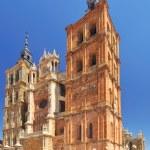 Astorga cathedral — Stock Photo