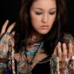 Jewelry Addiction — Stock Photo