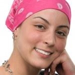 Рак молочной железы кормильца — Стоковое фото