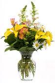 Bouquet de fleurs — Photo