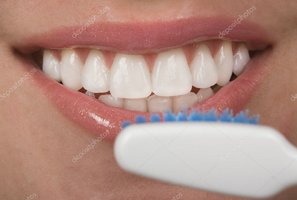 Healthy mouth  Stock Photo #2219694