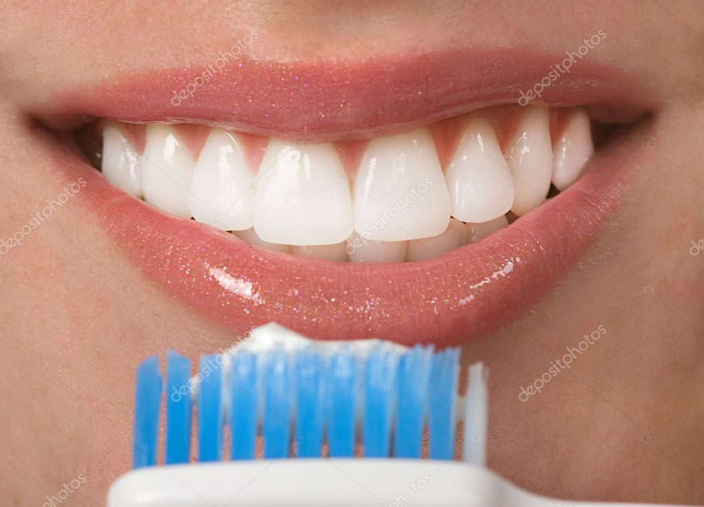 Healthy mouth  Stock Photo #2219881