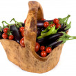 Organic Vegetables — Stock Photo #2220335