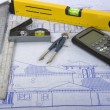 Blueprints — Stock Photo #2223548