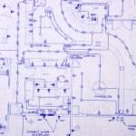 Blueprint — Stok fotoğraf