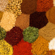 Spices and Herbs — 图库照片
