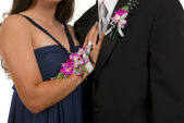 Prom or Wedding — Stock Photo
