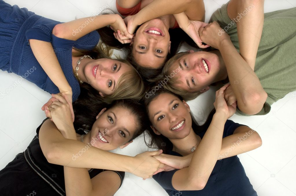 Friendship circle — Stock Photo #2222859