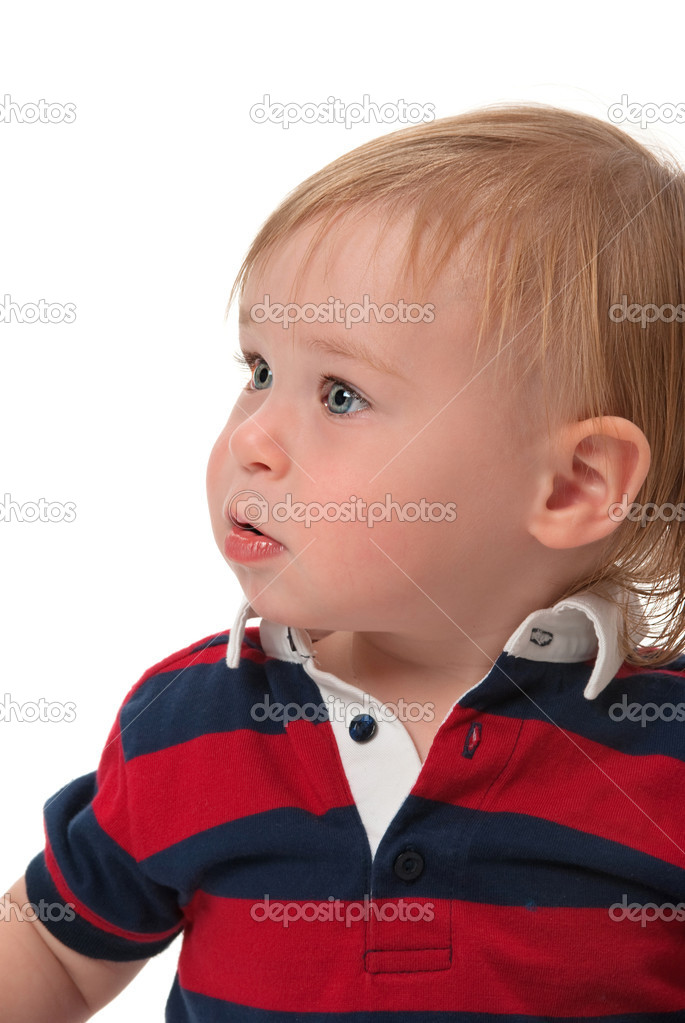 Two year old very cute toddler  Stock Photo #2491283