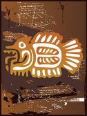 Aztec — Stock Vector