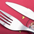 Fork and knife — Stock Photo #2346645