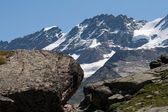 Gran Paradiso — Stock Photo