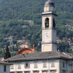 Church in Cernobbio — Stock Photo #2458076