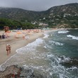 Stock Photo: The beach of Fetovaia - Elba