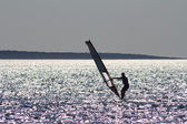 Windsurf — Fotografia Stock