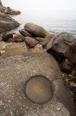 Yumuşak kaya - elba — Stok fotoğraf