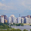 New buildings in Kiev. — Stock Photo #2261399
