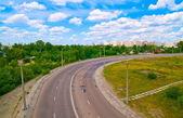 Urban road. — Stock Photo