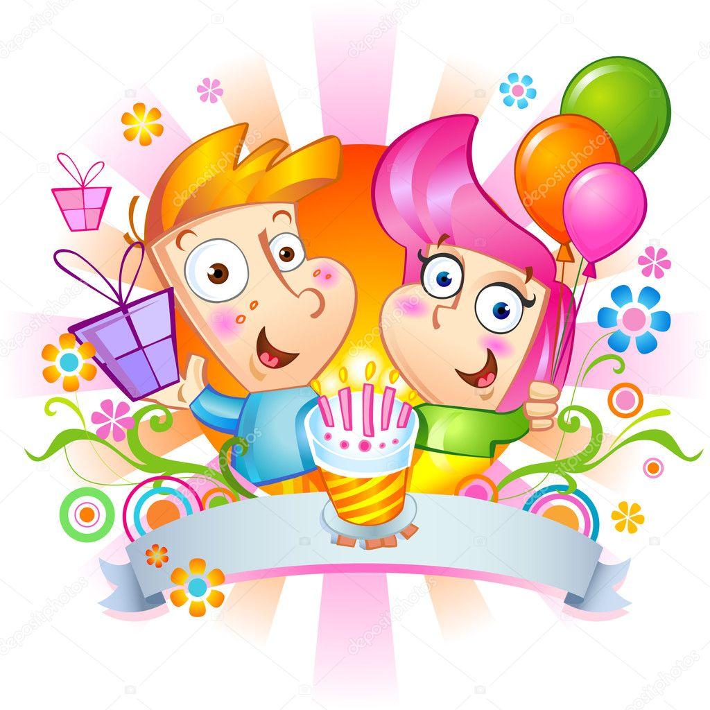 Поздравления с днем рождения близняшкам тети