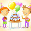 Birthday Party — Stock Vector #2318124