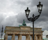 Brandenburg gate. — Stock Photo