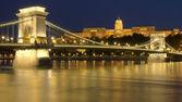 链子桥. — 图库照片