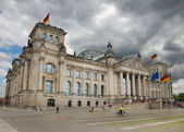 Reichstag. — Stock Photo