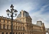 Louvre. — Stock Photo