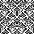 Vector seamless ornament pattern - Stock Vector